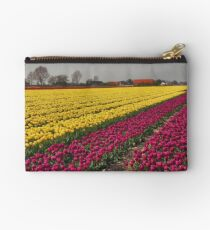 Colors of Spring 7 Studio Pouch