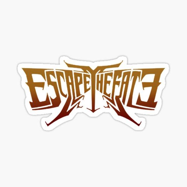 Escape The Fate Essential Sticker