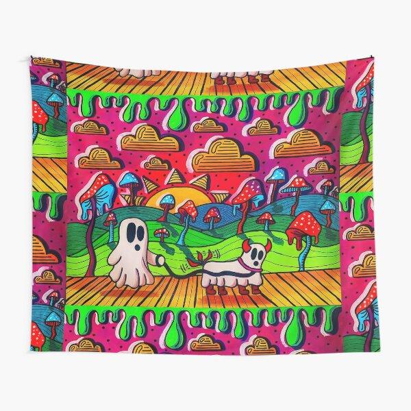Ghost Walk  Tapestry
