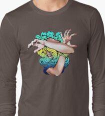 Wallflower (Social Disease Original) Long Sleeve T-Shirt