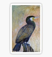 Cormorant Sticker