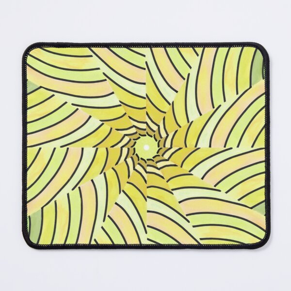 in a daze Mouse Pad