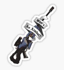 What's an Aimbot? Sticker