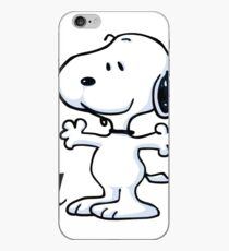 SNOOPY I LOVE YOU iPhone Case