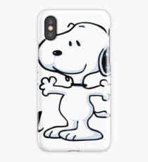 SNOOPY I LOVE YOU iPhone Case/Skin