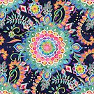 Color Celebration Mandala by micklyn
