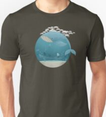 Whale & Jellyfish T-Shirt