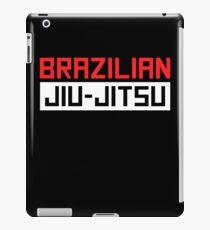 Brazilian Jiu-Jitsu (BJJ) iPad Case/Skin