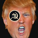 Trump One Eye on Russia by Thelittlelord
