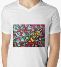 Bird Runner Original Fantasy Artwork By JOse Juarez T-Shirt