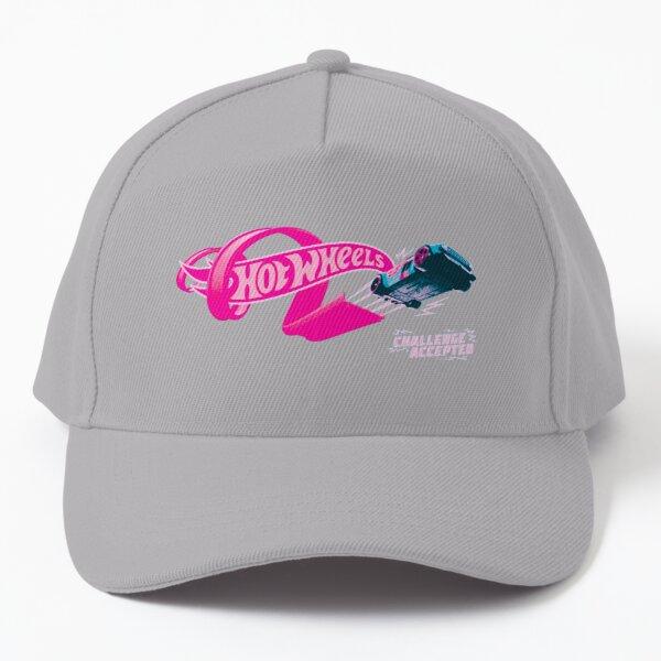 HOT WHEELS - pink Baseball Cap