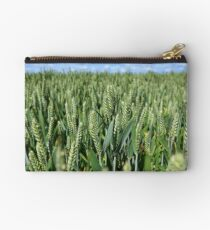 Grain Field - Marholm, Cambridgeshire Studio Pouch