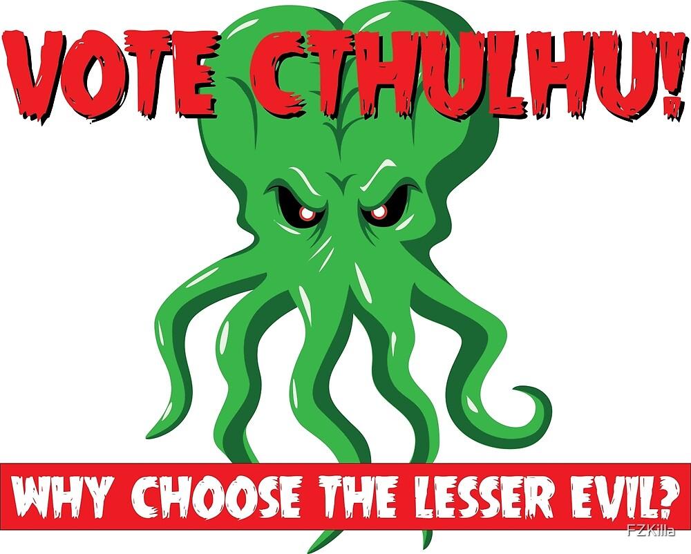 Resultado de imagen para cthulhu lesser evil