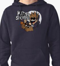 EDDSWORLD KITTEN SHOPPING Pullover Hoodie