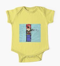 Mario Squared Kids Clothes