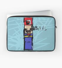 Mario Squared Laptop Sleeve