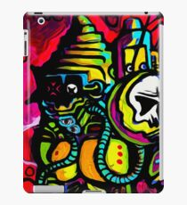 Android 7  / mecha robot iPad Case/Skin
