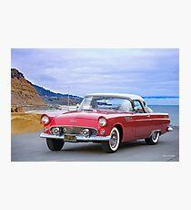 1955 Ford Thunderbird Photographic Print