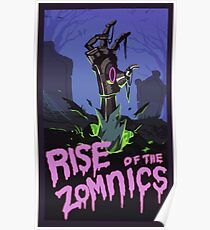 Rise of the zomnic Poster