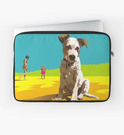 Daisy on Stradbroke Island Laptop Sleeve