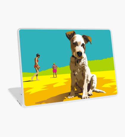 Daisy on Stradbroke Island Laptop Skin