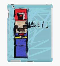 Mario Squared iPad Case/Skin
