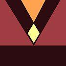 Quick Cosplay: Jasper Yellow Diamond Uniform by crystal-clod