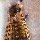 Dalek Flies! by David Carton