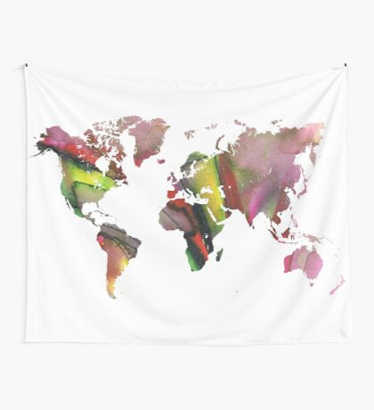 New World Order Wall Tapestry