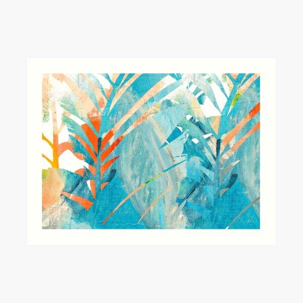 Jungle Beat Art Print