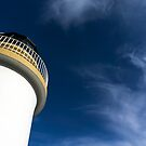 Port Charlotte Lighthouse by humblebeeabroad