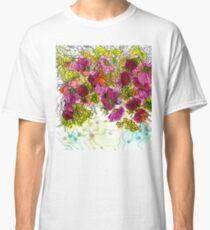 Dog-Rose. Autumn. Classic T-Shirt
