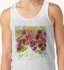 Dog-Rose. Autumn. Tank Top