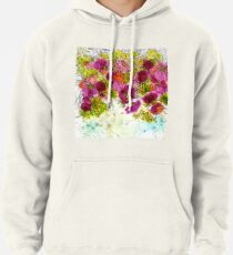 Dog-Rose. Autumn. Pullover Hoodie