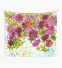 Dog-Rose. Autumn. Wall Tapestry