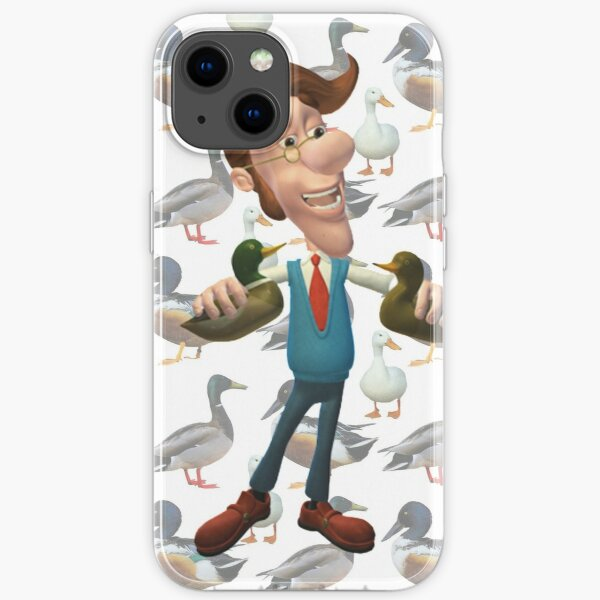 Actually, I'm More of a Duck Kind of Guy iPhone Soft Case