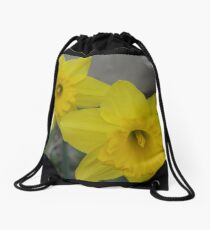 Daffodils  Drawstring Bag