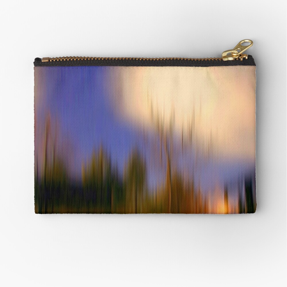 Five afternoon in my heart Zipper Pouch