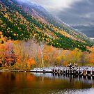 Autumn Reflections by Nancy Richard