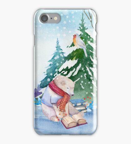 Winter Bear iPhone Case/Skin