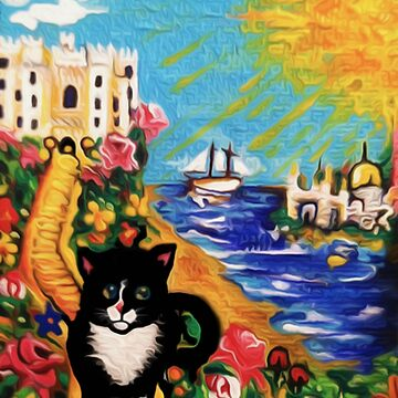 CAT CASTLE  by JoseJuarez