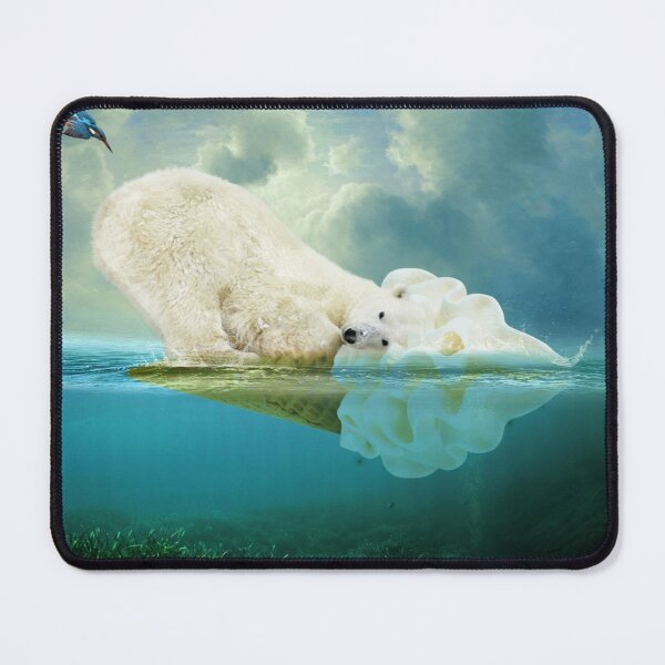 Ice Mouse Pad