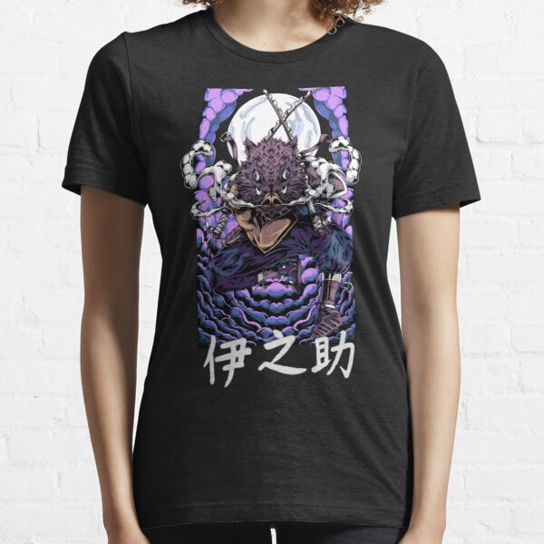 Inosuke demon slayer wild pig kimetsu no yaiba Essential T-Shirt