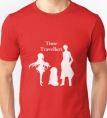 Time Travellers (White Edition) Unisex T-Shirt