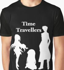 Time Travellers (White Edition) Graphic T-Shirt
