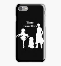 Time Travellers (White Edition) iPhone Case/Skin