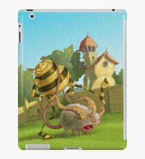 Garden monsters iPad Case/Skin
