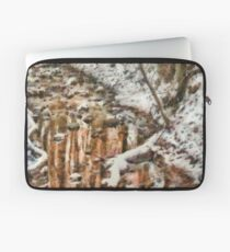 Winter - Natures Harmony Laptop Sleeve