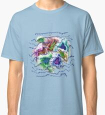 Twisted Flowers Classic T-Shirt