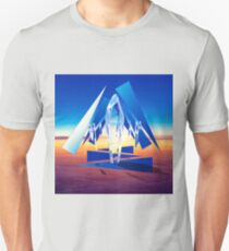 Abstract,digital,modern,contemporary art, decorative,colorful T-Shirt
